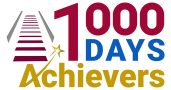 1000 days achievers